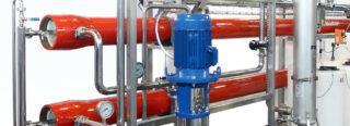 EASY.Water e NIAGARA – utilizzo ottimale dell'acqua nell'industria delle bevande