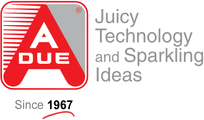 A Due S.p.A. Juicy Technology and Sparkling ideas